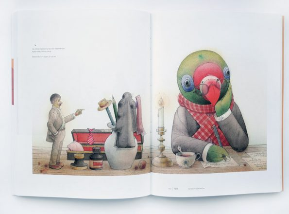 Illustrarium: Contemporary Lithuanian Book Illustration