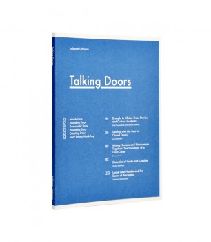 "Julijonas Urbonas ""Talking doors"""