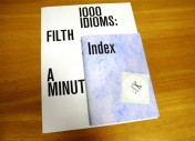 1000 Idioms: Filth That Takes A Minute To Sink In