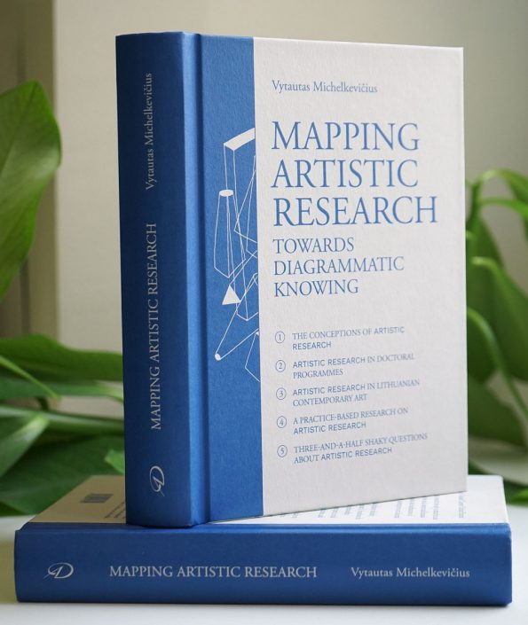 Mapping Artistic Research. Towards Diagrammatic Knowing   Vytautas Michelkevičius