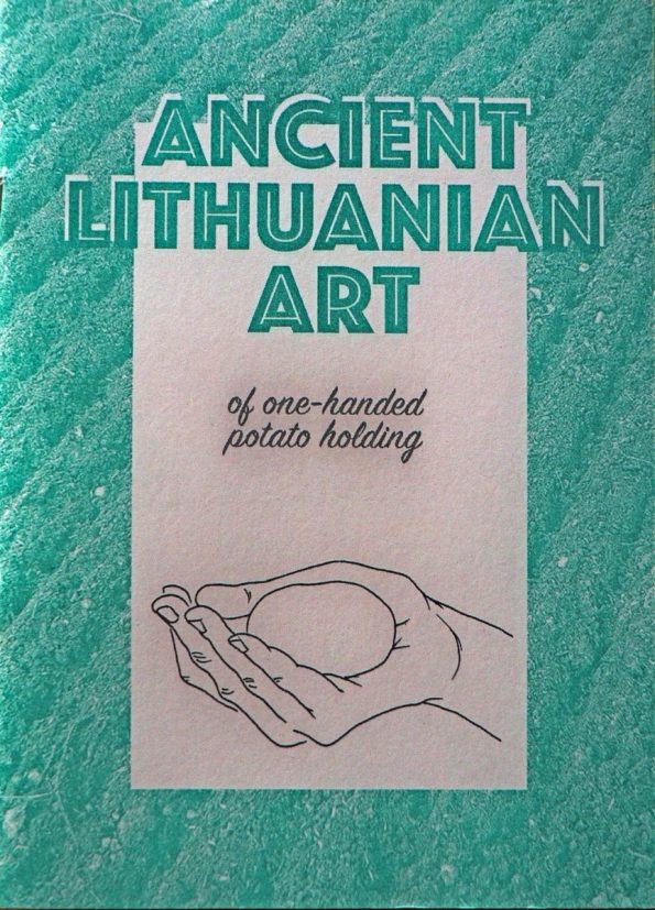 Ancient Lithuanian Art of One-Handed Potato Holding | Justė Venclovaitė